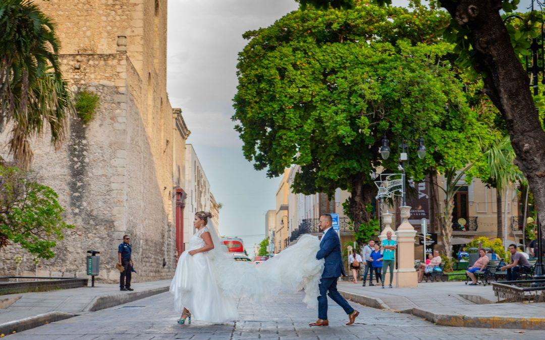 Karen and Roberto – Merida Yucatán Amazing Wedding – Península Yucatán